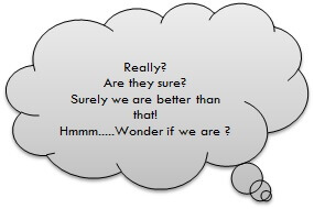 what measure & why - 1st bubble